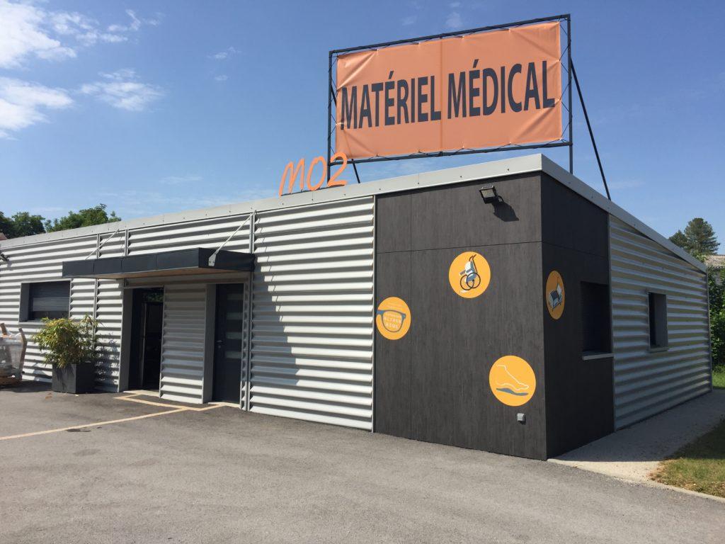 MO2 matériel médical Jura